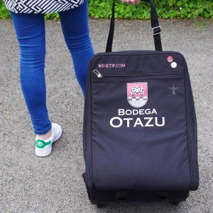 valise floquée