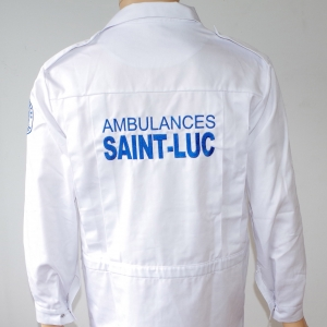 veste-ambulance-brodée